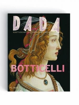 DADA - DADA - kunsttijdschrift   - DADA Botticelli