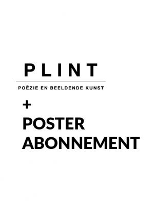 Posters - Abonnement poëzieposters - Abonnement op serie poëzieposters voor de bovenbouw (14 jaar en ouder)