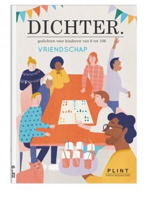 DICHTER - DICHTER.  - DICHTER. nr. 9 Vriendschap
